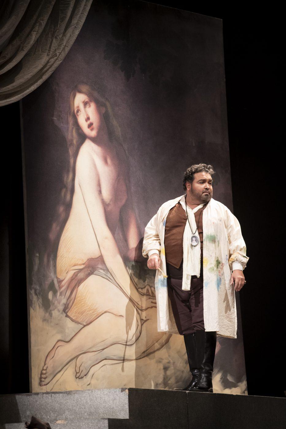 Pierre Gathier,  de Tosca