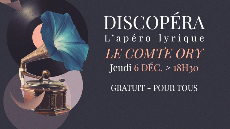 Discopéra - Le Comte Ory (Rossini)