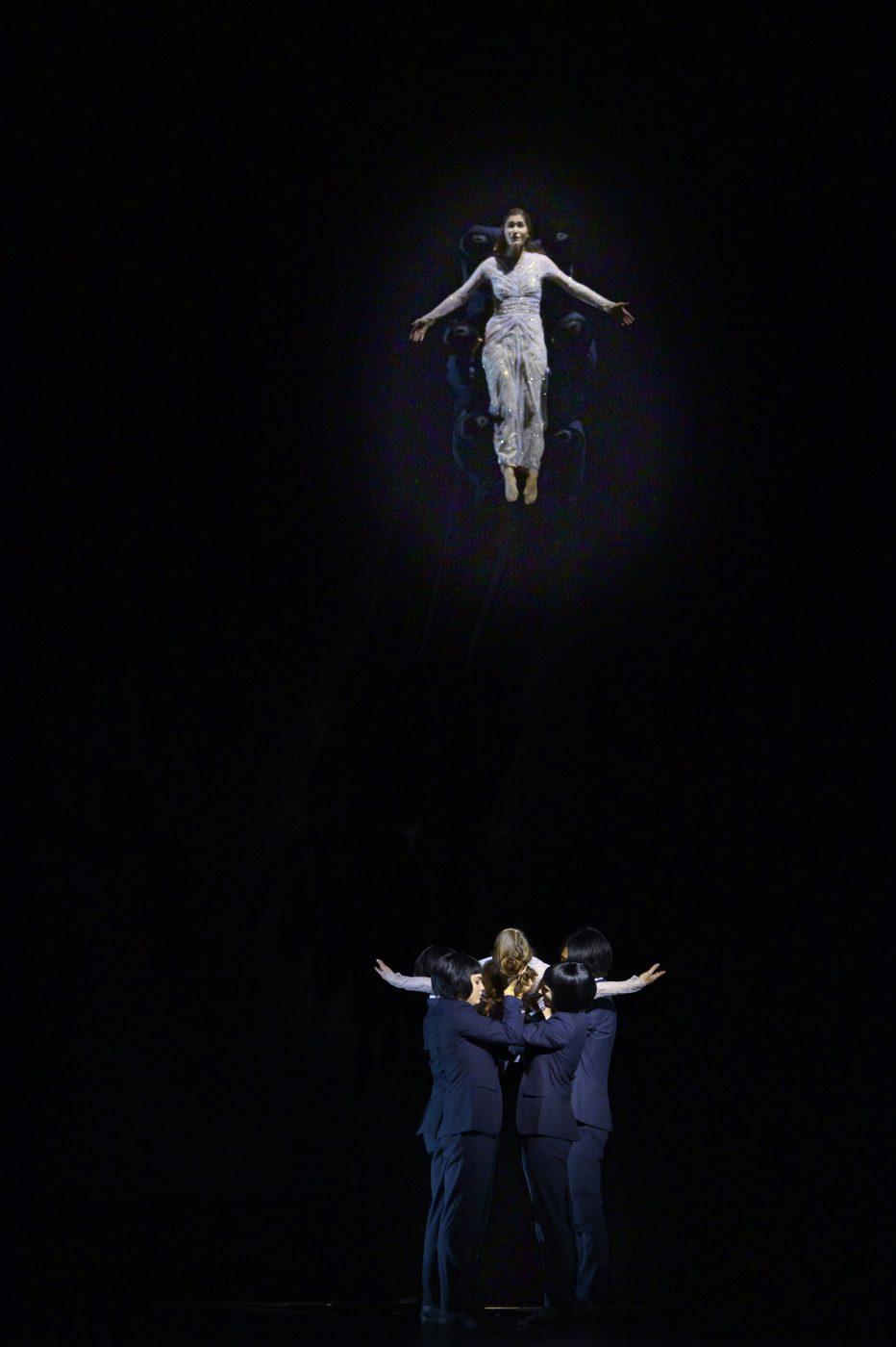 Opéra Royal de Wallonie-Liège,  de Orphée et Eurydice
