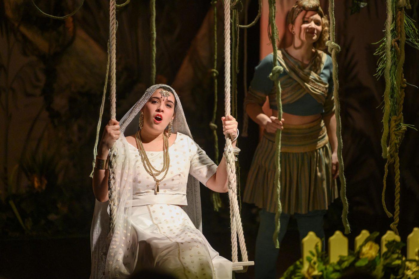 Cassandra Delhalle,  de L'Histoire (en)chantée de Lakmé