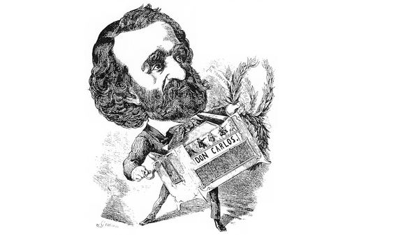 Caricature Verdi