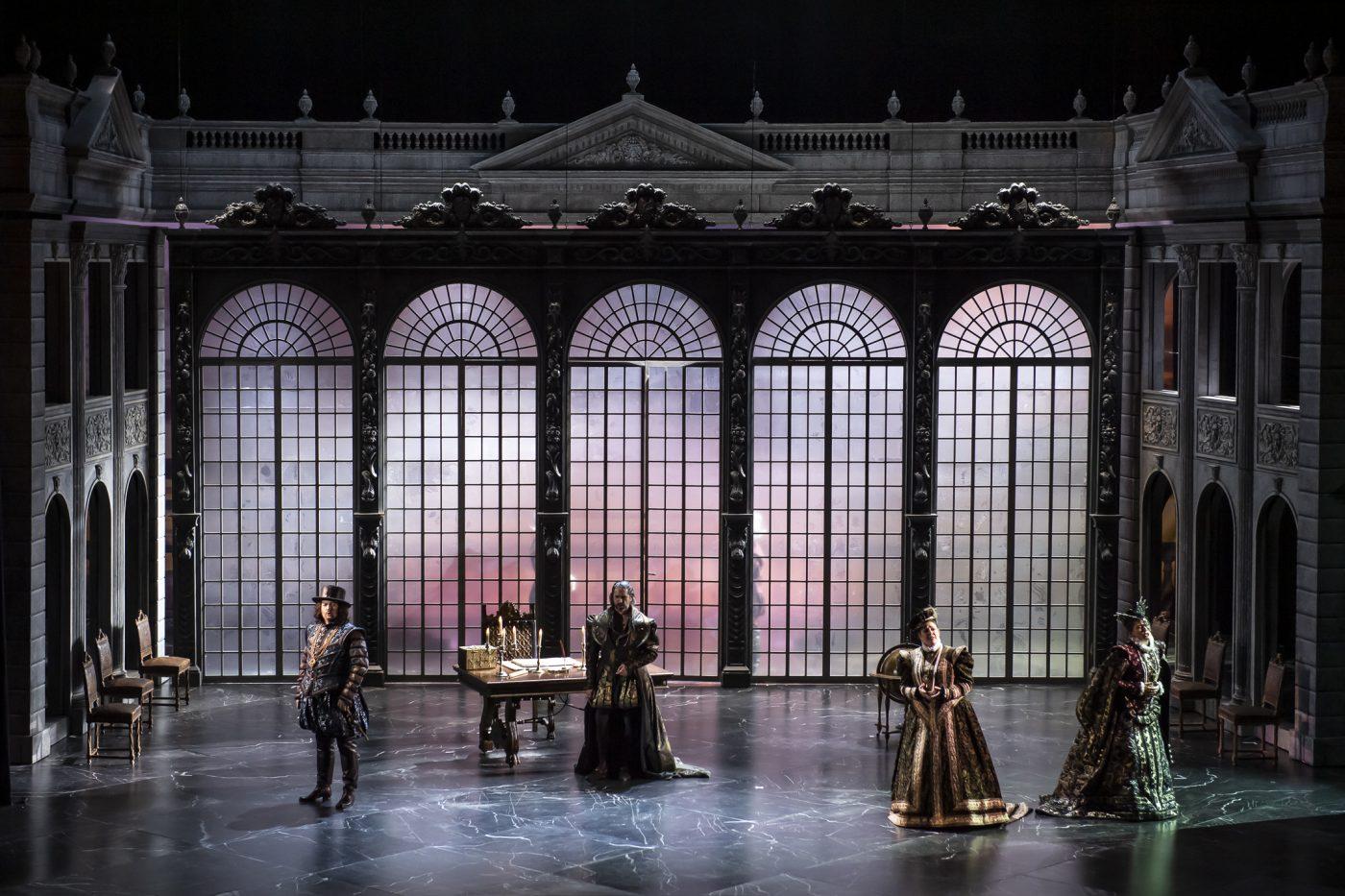 Opéra Royal de Wallonie-Liège,  de Don Carlos