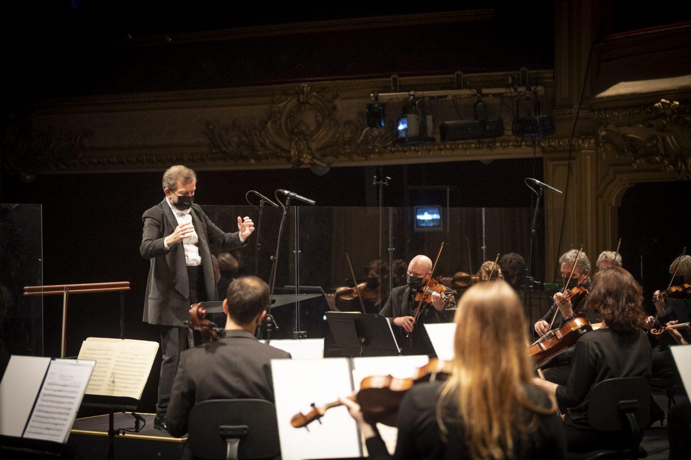 Opéra Royal de Wallonie-Liège, Orchestre de Passionnément Mozart