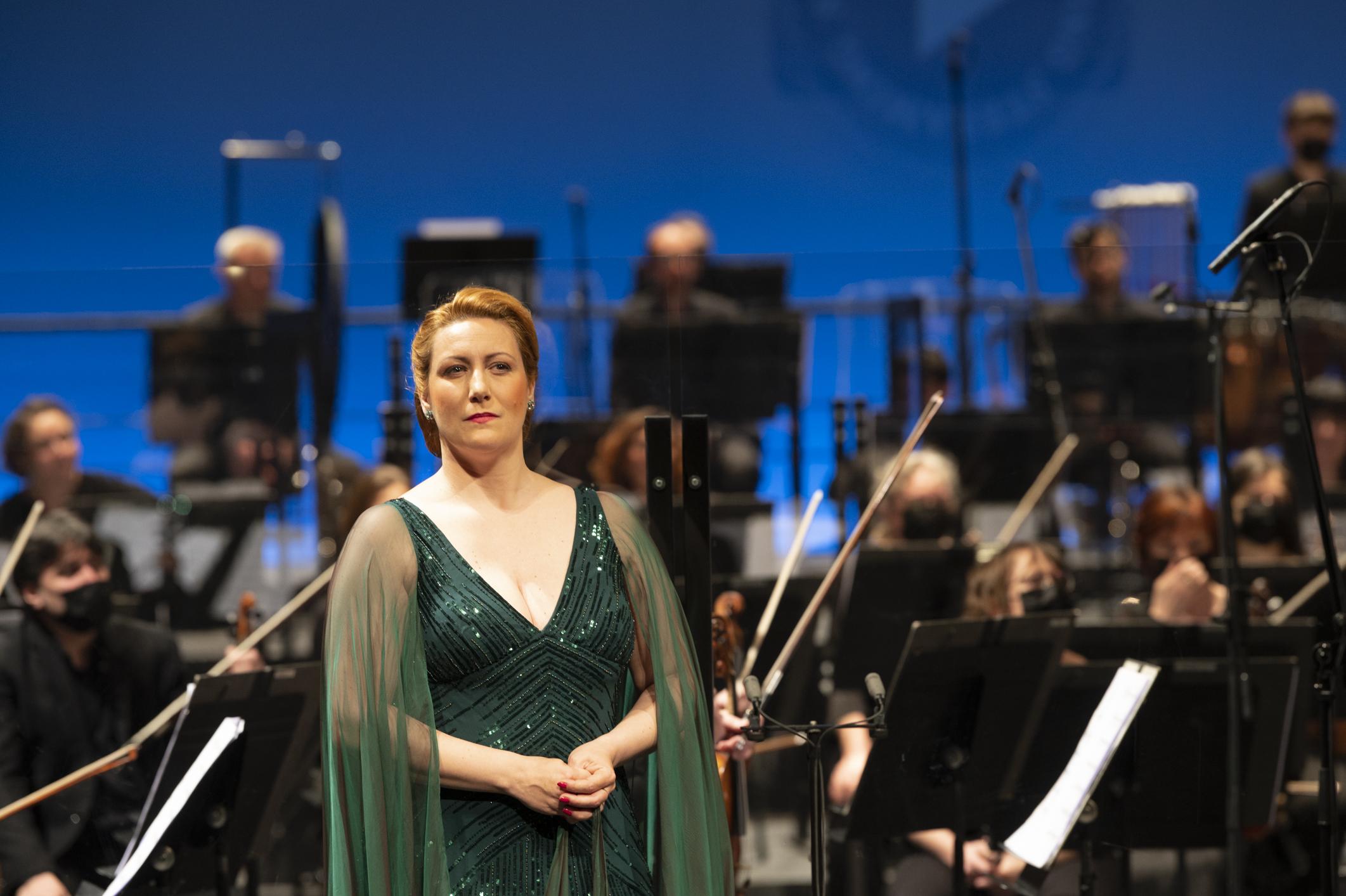 Opéra Royal de Wallonie-Liège, Orchestre de Daniel Oren & Saioa Hernández