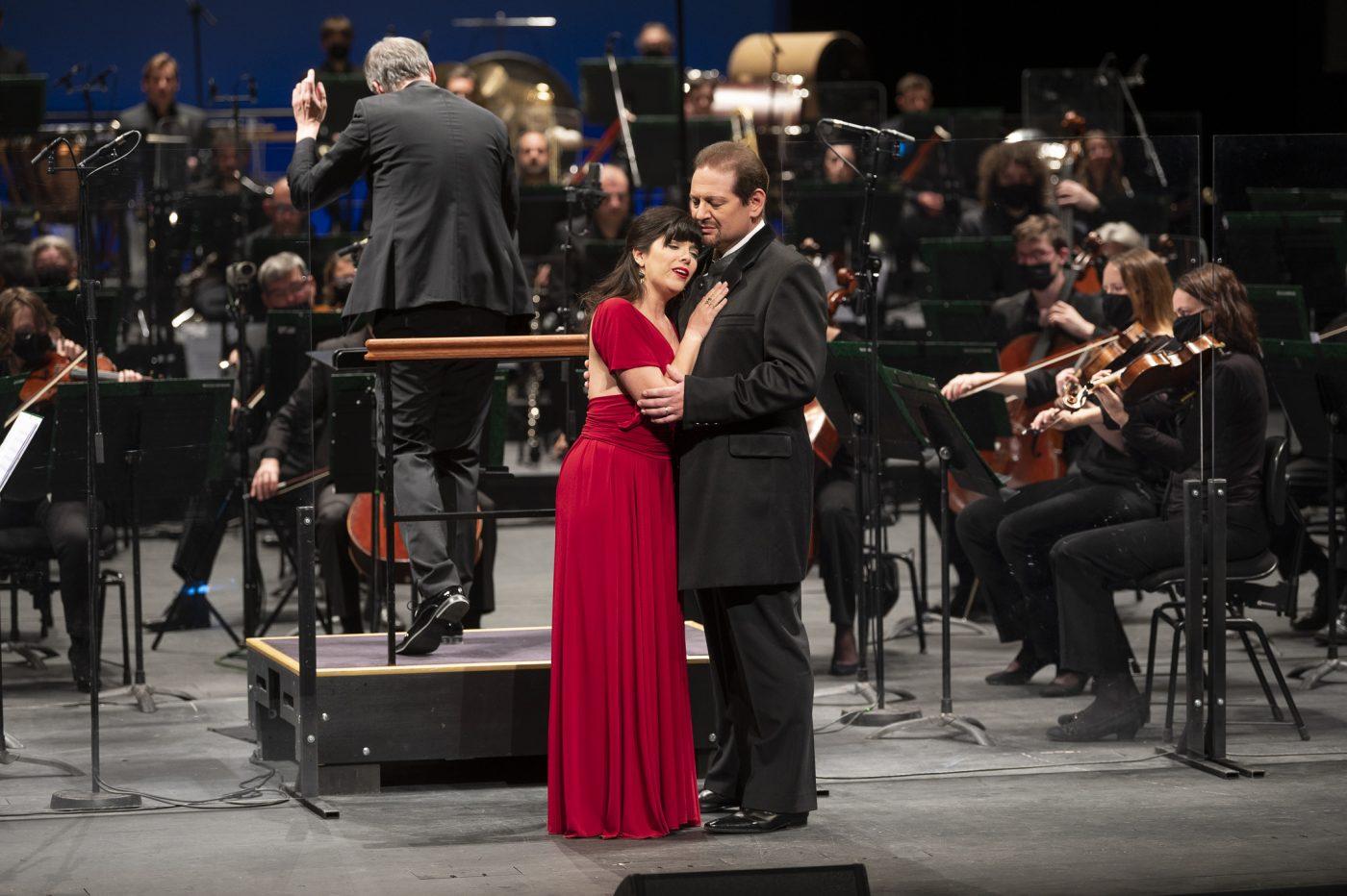 Opéra Royal de Wallonie-Liège, Orchestra de Hamlet and French Romanticism, chosen pieces