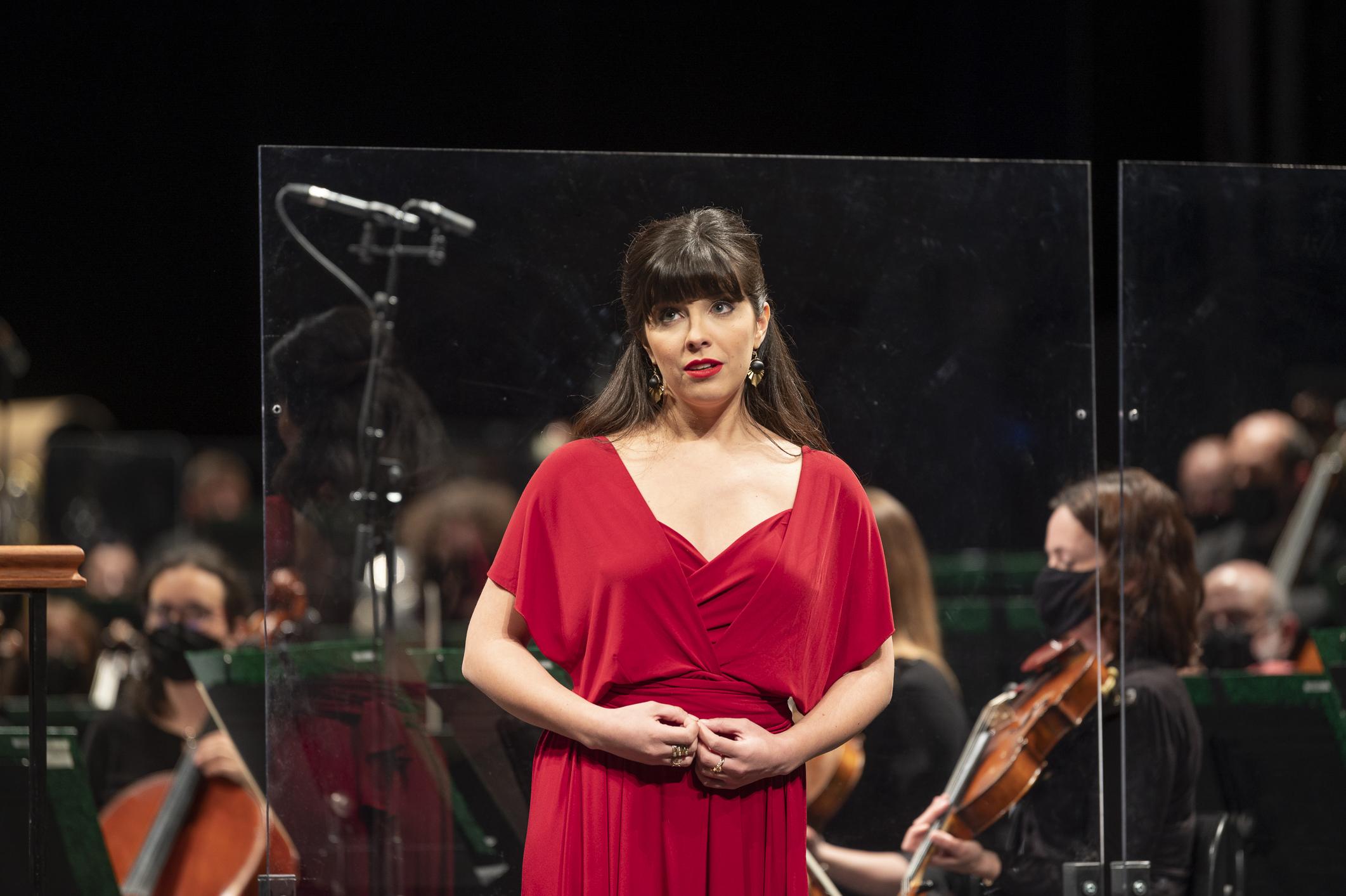 Opéra Royal de Wallonie-Liège, Orchestre de Hamlet et le romantisme à la française, morceaux choisis