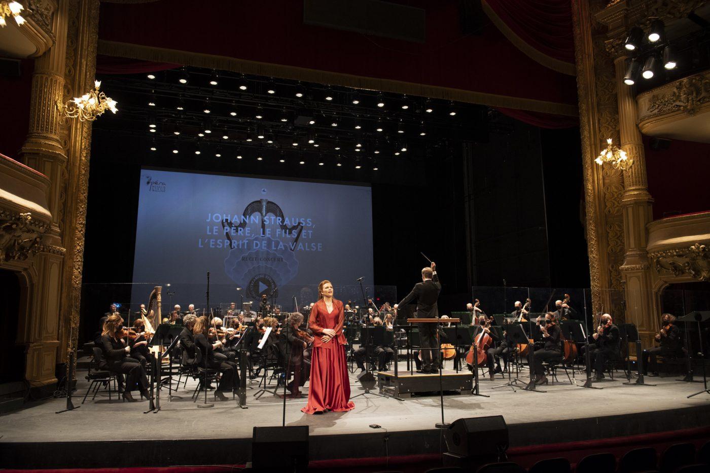 Opéra Royal de Wallonie-Liège, Orchestre de Johann Strauss, le père, le fils et l'esprit de la valse