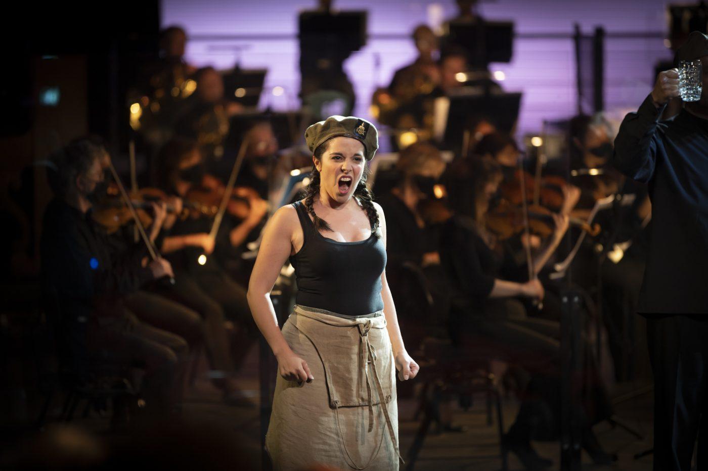 Opéra Royal de Wallonie-Liège,  de La Fille du régiment
