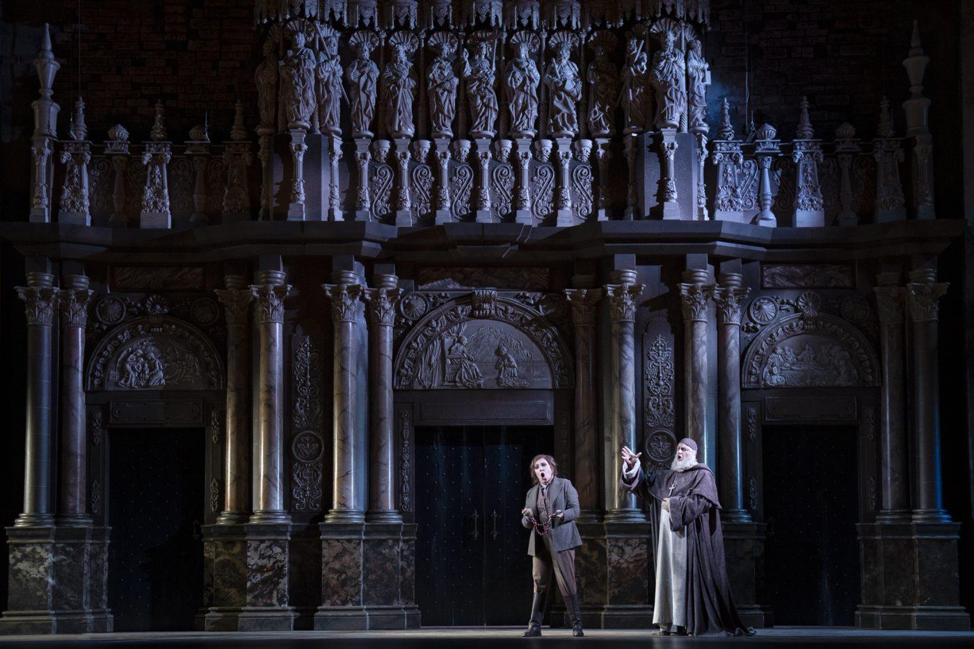 Opéra Royal de Wallonie-Liège,  de La Forza del Destino