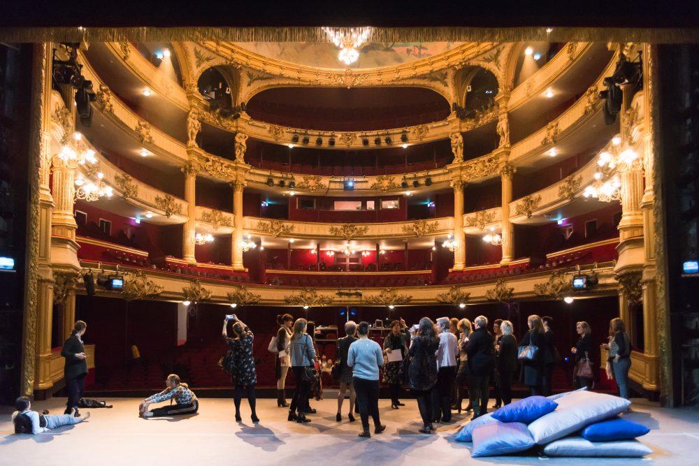 Visiter l'Opéra avec l'Office du Tourisme de Liège
